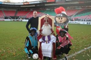 Sinterklaas met Bikkel